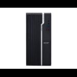 Acer Veriton S2660G 8ª generación de procesadores Intel® Core™ i5 i5-8400 8 GB DDR4-SDRAM 1000 GB Unidad de disco duro Negro Escritorio PC