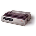 OKI Microline 321 Turbo/N dot matrix printer 240 x 216 DPI 435 cps