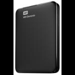 Western Digital WD Elements Portable 2000GB Black external hard drive