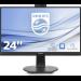 "Philips B Line 241B7QUBHEB/00 LED display 60,5 cm (23.8"") 1920 x 1080 Pixels Full HD Flat Zwart"