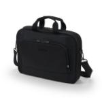 """Dicota Eco Top Traveller BASE notebook case 39.6 cm (15.6"""") Toploader bag Black D31325-RPET"""