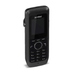 Mitel 5613 DECT telephone Black