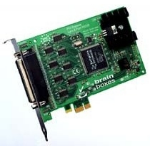 Brainboxes PCI-e 8-port RS232 (9-pin) interface cards/adapter