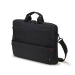 "Dicota Eco Slim Case Plus BASE notebook case 39.6 cm (15.6"") Black D31838-RPET"
