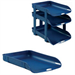 Rexel Agenda2 In-Out 55 mm Letter Tray Blue