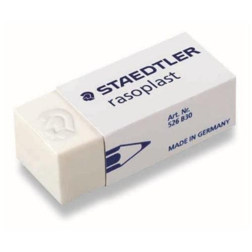 Staedtler Rasoplast eraser White 30 pc(s)