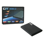 "CIT 2.5"" USB 3.0 SATA HDD ENCLOSURE"