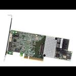 Intel RS3DC040 PCI Express x8 3.0 12Gbit/s RAID controller
