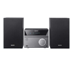 SONY CMTSBT40D Bluetooth Mini Hi Fi System with CD and DVD Player