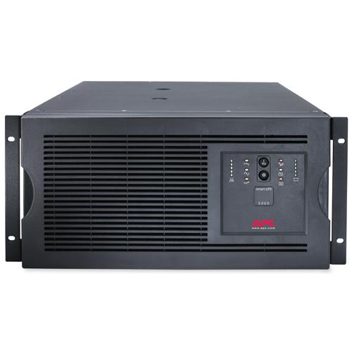 APC Smart-UPS uninterruptible power supply (UPS) Line-Interactive 5000 VA 4000 W 10 AC outlet(s)