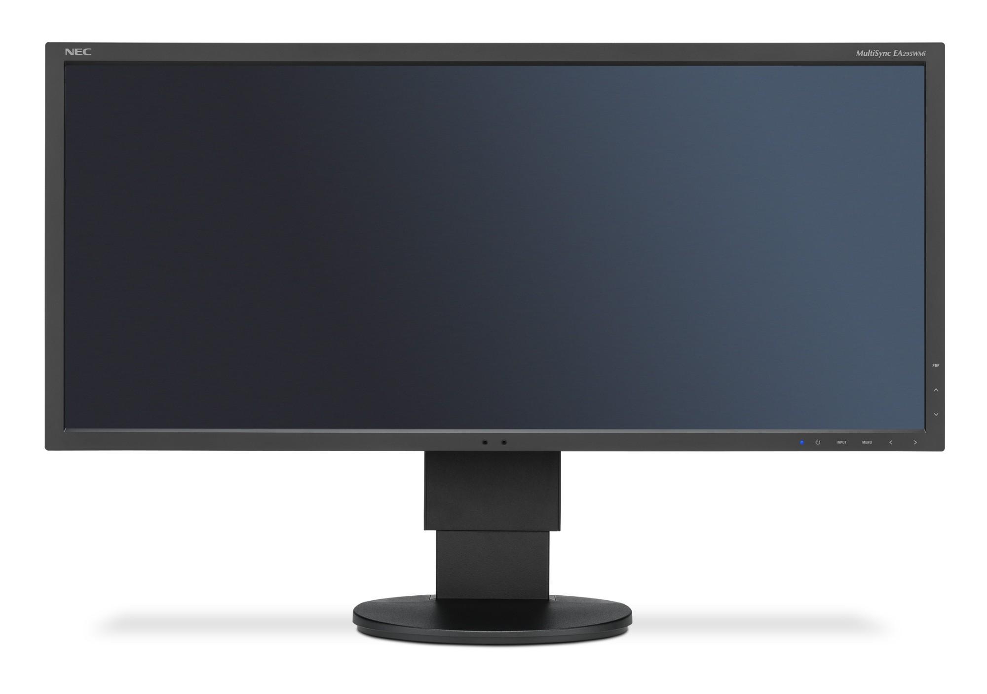 "NEC MultiSync EA295WMi 73,7 cm (29"") 2560 x 1080 Pixeles QXGA LCD Negro"