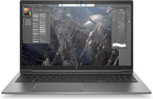 "HP ZBook Firefly 15 G7 Mobile workstation 39.6 cm (15.6"") 1920 x 1080 pixels 10th gen Intel® Core™ i5 16 GB DDR4-SDRAM 256 GB SSD NVIDIA Quadro P520 Wi-Fi 6 (802.11ax) Windows 10 Pro Grey"