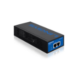 Linksys Inyector PoE de alta potencia Gigabit (LACPI30)