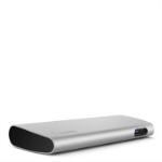 Belkin F4U085VF Thunderbolt Silver notebook dock/port replicator