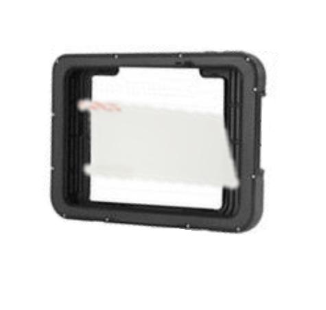 Zebra KT-ET5X-8SCRN1-02 accesorio para dispositivo de mano Negro, Transparente
