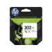 HP 302XL High Yield Tri-color Original Ink Cartridge Cian, Magenta, Amarillo 1 pieza(s)