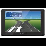 "Cobra C6500 Handheld/Fixed 5"" LCD Touchscreen Black"