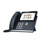Yealink T48G-SFB Wired handset LCD Black IP phone