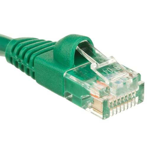 Videk Cat5e UTP 1m networking cable U/UTP (UTP) Green