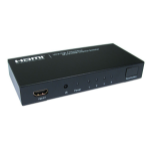 Cables Direct 4 Port HDMI Amplified Switch