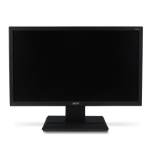 "Acer Essential V226HQLAbmd 21.5"" Full HD Black computer monitor"