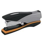 Rexel Optima 40 Low Force Stapler Silver/Black