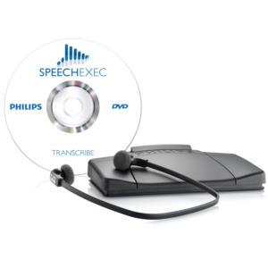 Philips SpeechExec LFH7177 transcription set