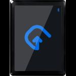 Vanderbilt BLUE-С Basic access control reader Black