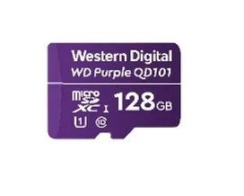 Western Digital WD Purple SC QD101 Flash Speicher 128 GB MicroSDXC Klasse 10