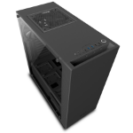 NZXT 340 Elite Midi-Tower Black computer case