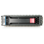 "Hewlett Packard Enterprise 2TB 6G SAS 7.2K rpm LFF (3.5-inch) Dual Port Midline 1yr Warranty Hard Drive 3.5"" 2000 GB"