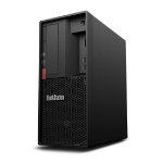 Lenovo ThinkStation P330 Intel® Core™ i7 der 9. Generation i7-9700 16 GB DDR4-SDRAM 512 GB SSD Tower Schwarz Arbeitsstation Windows 10 Pro