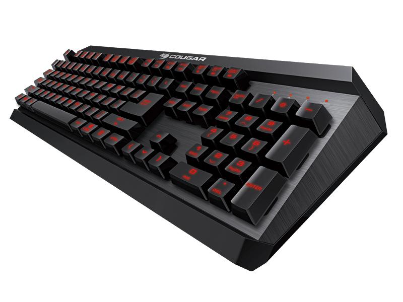 COUGAR Gaming 450K keyboard USB Black
