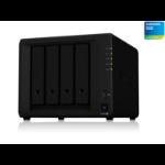 Synology DS918+/1TBB-850EVO 4 Bay NAS