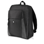 "HP Essential notebook case 39.6 cm (15.6"") Backpack case Black"