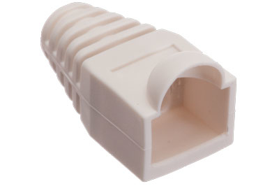 Videk 7115-W cable boot White 10 pc(s)