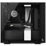 NZXT H200 Mini-Tower White computer case