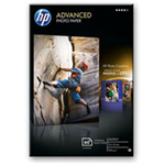 HP Advanced Glossy -60 sht/10 x 15 cm borderless photo paper
