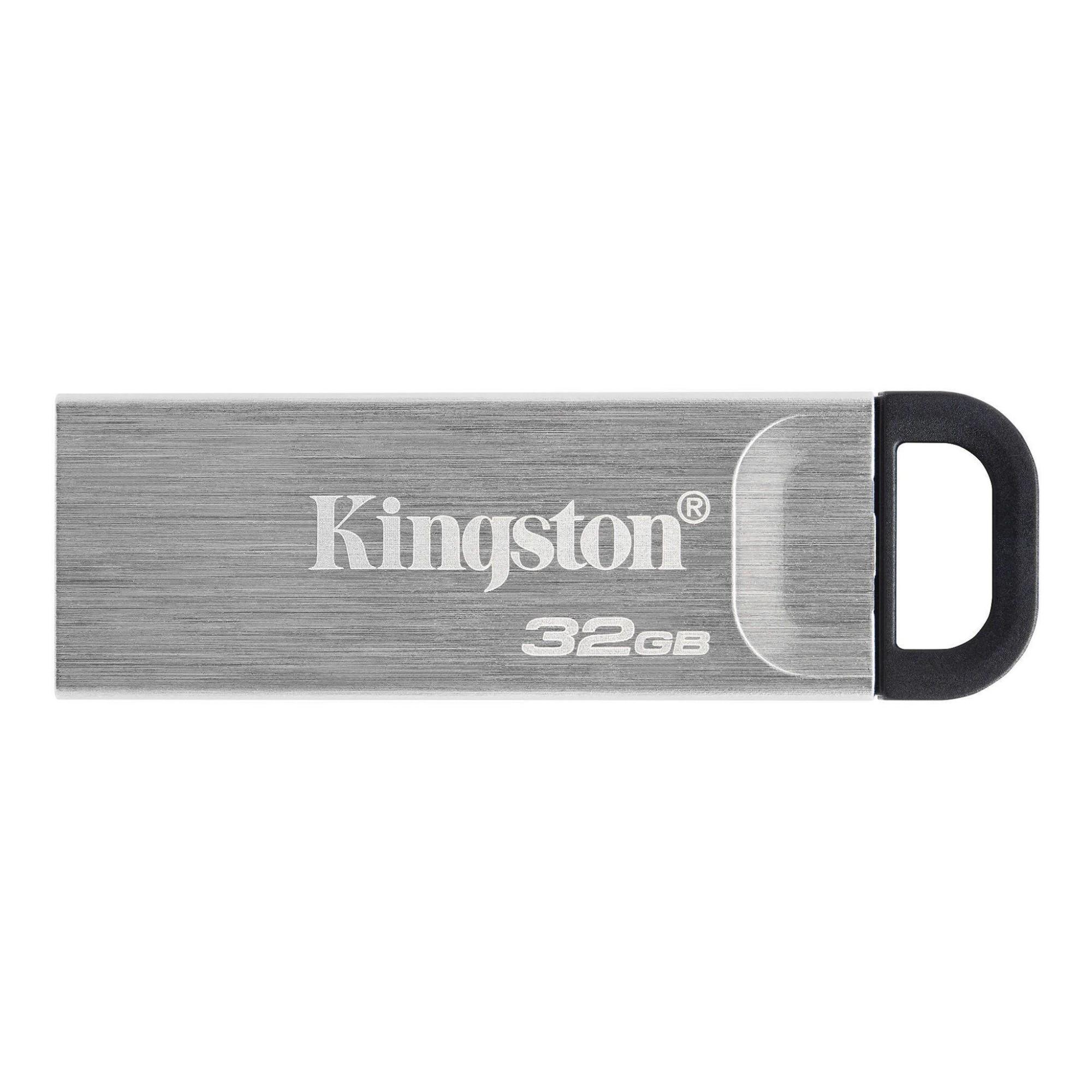 Kingston Technology DataTraveler Kyson USB flash drive 32 GB USB Type-A 3.2 Gen 1 (3.1 Gen 1) Silver