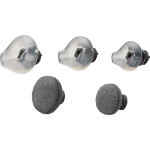 Plantronics S SPARE EARTIP KIT, FOAM (QTY 2) & GEL (QTY 3) - W730, W430, CS530, WO200, CS70N
