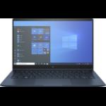 "HP Elite Dragonfly G2 LPDDR4x-SDRAM Hybrid (2-in-1) 33.8 cm (13.3"") 3840 x 2160 pixels Touchscreen 11th gen Intel® Core™ i7 16 GB 512 GB SSD Wi-Fi 6 (802.11ax) Windows 10 Pro Blue"