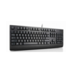 Lenovo 4X30M86893 keyboard USB QWERTZ German Black