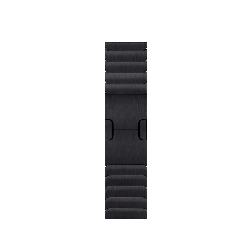Apple MUHK2ZM/A smartwatch accessory Band Black Stainless steel