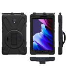 "eSTUFF Samsung Galaxy Tab Active 3 20.3 cm (8"") Cover Black"