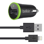 Belkin F8J078BT04 Auto Black, Green mobile device charger