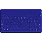 Logitech Keys-To-Go Bluetooth Blue mobile device keyboard