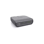 Belkin 5-Port Network Switch Unmanaged network switch Black