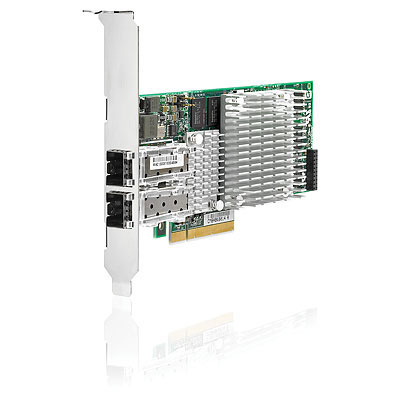 Hewlett Packard Enterprise NC522SFP Dual Port 10GbE Gigabit Server Adapter Ethernet 10000 Mbit/s Internal