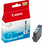 Canon 1035B001 (PGI-9 C) Ink cartridge cyan, 1.15K pages @ 5% coverage, 14ml