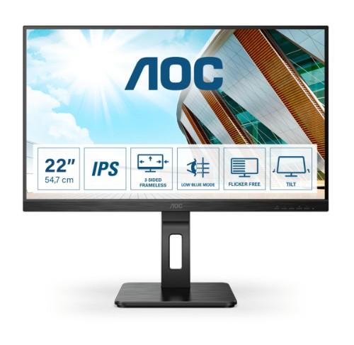 AOC P2 22P2DU LED display 54.6 cm (21.5